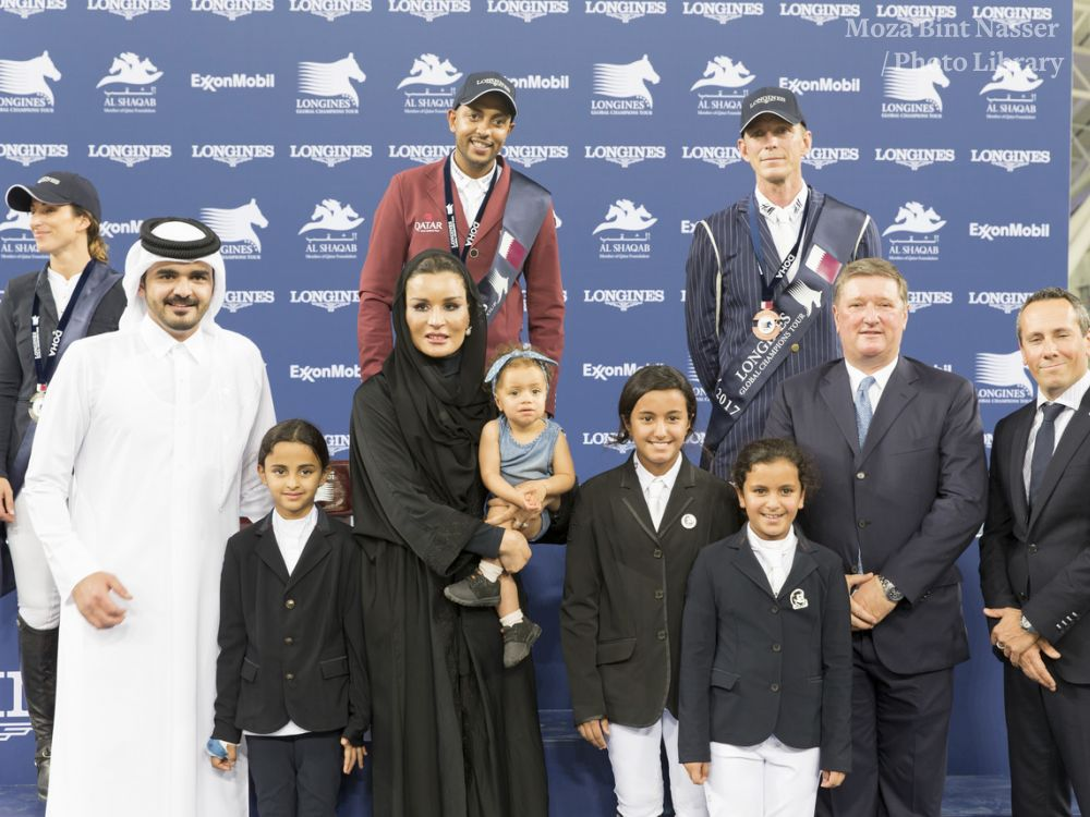 HH crowns winners at Longines Global Champions Tour