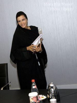 الاجتماع السنوي لمؤسسة راند في مقر مؤسسة قطر