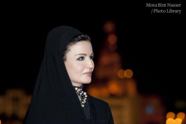 The Emir and Sheikha Moza inaugurate Museum of Islamic Art