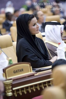 HH the Emir calls for joint efforts for development