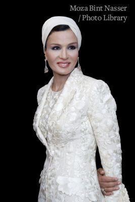 سمو الشيخة موزة بنت ناصر المسند
