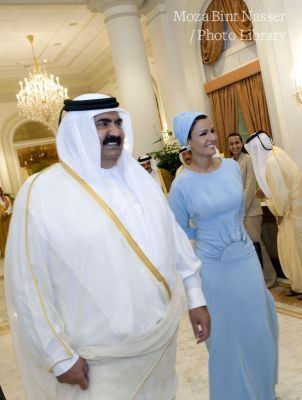 Their Highnesses' official trip to Singapore