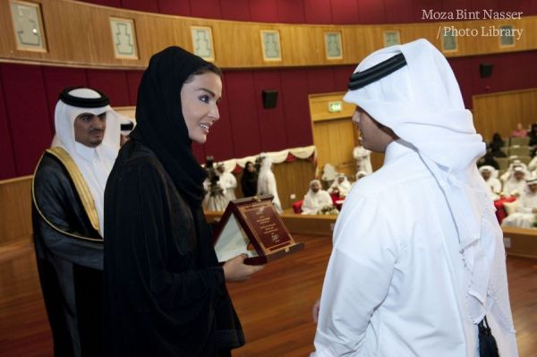 Under the auspices and in attendance of HH Sheikha Moza Qatar celebrates organ donors