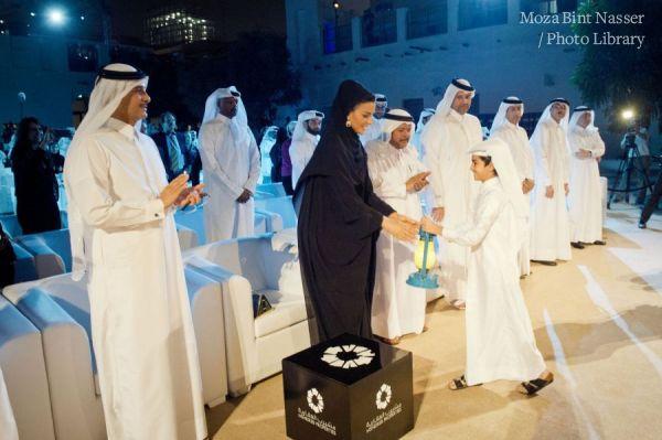 صاحبة السمو الشيخة موزا تشهد حفل تدشين 4 متاحف في مشيرب – قلب الدوحة