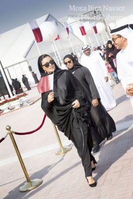 HH Sheikha Moza visits Darb AlSaai