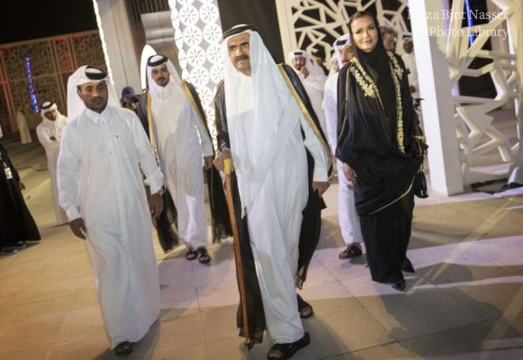 Their Highnesses witness Qatar Foundation Convocation 2018