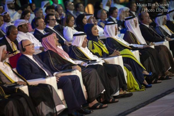 HH Sheikha Moza witnesses QSTP 10th anniversary celebration