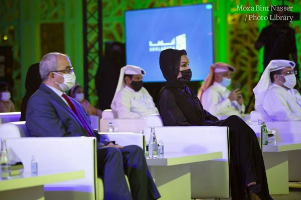 HH Sheikha Moza crowns winners of Akhlaquna and Akhlaquna Junior awards