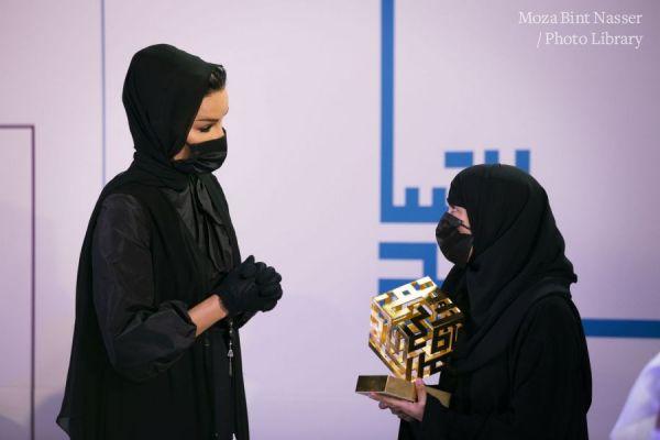HH Sheikha Moza crowns winners of Akhlaquna and Akhlaquna Junior awards