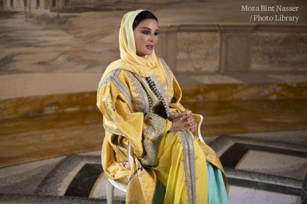 HH Sheikha Moza participates in Qatar Foundation Convocation