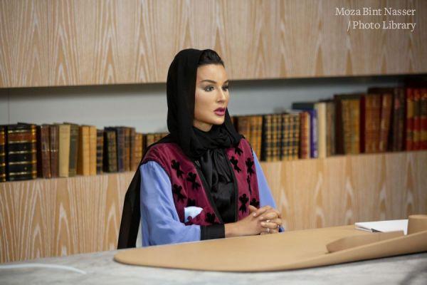 صاحبة السمو الشيخة موزا تشارك في حدث اليوم الدولي لحماية التعليم من الهجمات